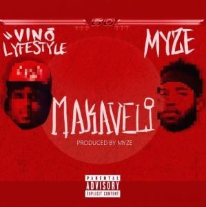 Vino x Myze Makaveli COVER ART