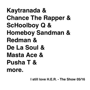 IStillLoveHer_Show