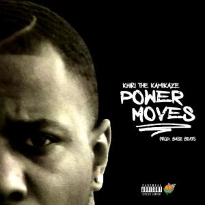 khiri the kamikaze - Power Moves cover art